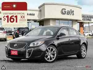 2012 Buick Regal GS | LEATHER | MOONROOF | ALLOYS