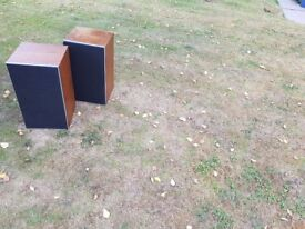 Classic Sandwich 250 Leak Speakers - £45 the pair ono