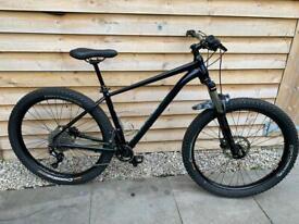 Cannondale cujo 3 27.5 mountain bike