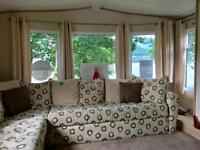 💥FANTASTIC CARAVAN WITH LOW COST SITE FEES WEST COAST OF SCOTLAND💥