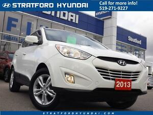 2013 Hyundai Tucson GLS | WELL EQUIPPED | ALLOYS | HEATED SEATS