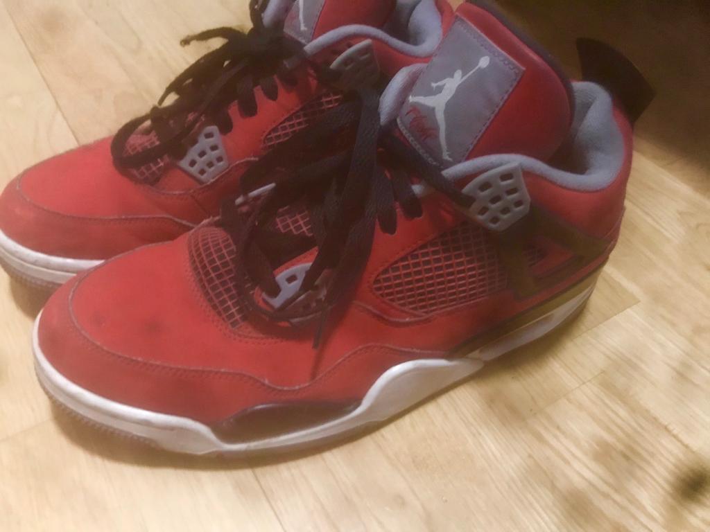 "b7de9dc5cf1  SOLD  Nike Air Jordan 4 ""Retro Toro"" £50"