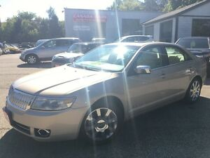 2007 Lincoln MKZ MKZ | THX Certified | Memory Seats | Leather |