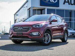 2017 Hyundai Santa Fe Sport|AWD|Leather Interior|