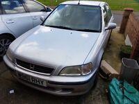 Honda Civic - Petrol 1.4 litre - Year 2000 - Good condition
