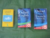 2 Dictionaries Left - German and English - £2.00 Each