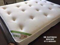 ✅ COMPLETE LUXURY ~ PREMIUM 1000 POCKET SPRUNG & MEMORY TOP HOTEL FIRM MATTRESSES ~ DELIVERY ANYTIME