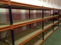job lot RAPID 1 industrial longspan shelving!! ( storage , pallet racking )