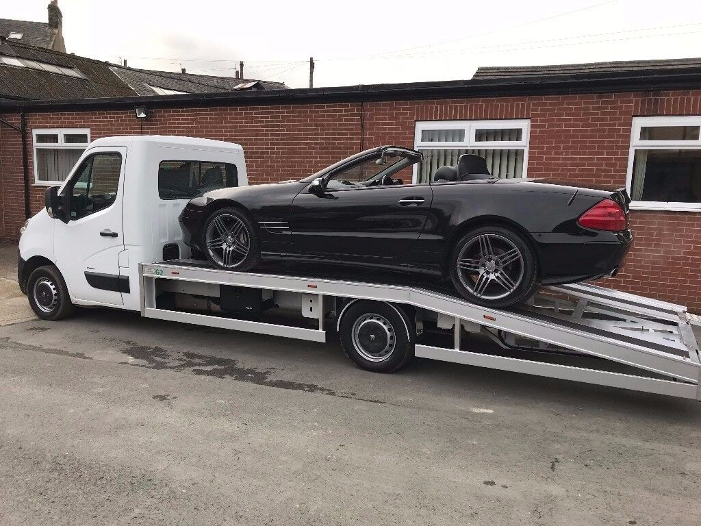 Vehicle transport and Car delivery service.