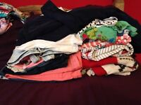 Huge bundle of girls clothes all next 7-8