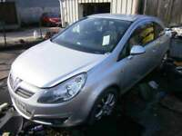 ** NEWTON CARS ** BREAKING 2008 VAUXHALL CORSA 1.2 TWINPORT ( NO ENGINE ) CALL US