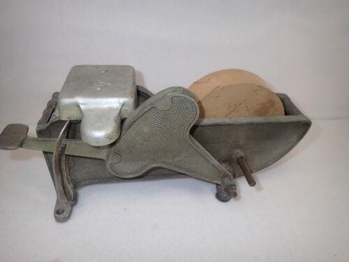 VINTAGE NATIONAL PACKAGE SEALER Model 206 TAPE DISPENSER Nashua w/Tape 1921