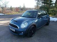2009 59 MINI COOPER 1.6 S CHILLI PACK 3 DOOR HATCHBACK CALL 07791629657