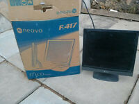 NEOVO 17 inch computer monitor