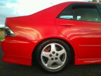 Nissan S14 Alloys, 4 new tyres, fit is200 / altezza