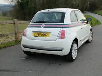 Limited Edition Fiat 500 by Gucci with Panoramic Roof 1 owner