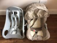 Graco car seat with base 0-9 m