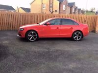 **2008 AUDI A4 B8** ONLY 65000 MILES** LEATHER INTERIOR** SERVICE HISTORY