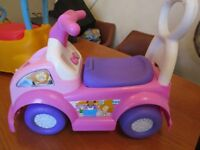 *** Childs push along ride on Toy ***