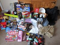 Job lot / bundle of over 100 car boot sale items