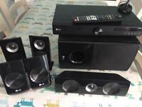 LG SR906 5.1 Surround Sound System SOLD