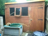 Garden Shed available free