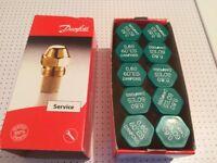 Box of 10 x Danfoss Oil Fired Boiler Burner Nozzles 0.60 x 60ES Jet 1.80 Kg/h