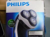 Philips shaver, still in the box