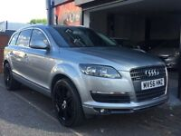 Audi Q7 3.0 TDI SE Quattro 5dr BLACK EDITION UPGRADES - HUGE SPEC - REVERSE CAMERA- SAT NAV