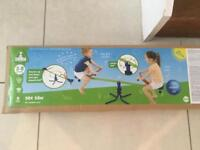 Brand new ELC see saw