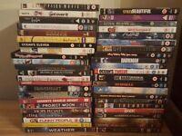 Job Lot 56 DVDs