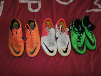 Nike astro trainers size 2 and 3
