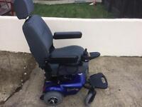 Motorbility chair