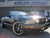 2009 Ford Mustang GT, Convertible