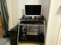 Gaming pc full set up