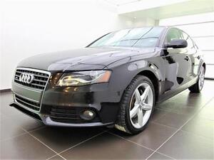 2012 Audi A4, Navigation, 2.0T Premium Plus