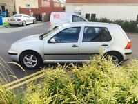 For sale 52 plat in 2003 Vw golf tdi diesel 1.9 engine 5 door hatchback Run and drive perfect