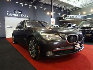 2010 BMW 7 Series LI X-DRIVE / NAVIGATION / NIGHT VISION