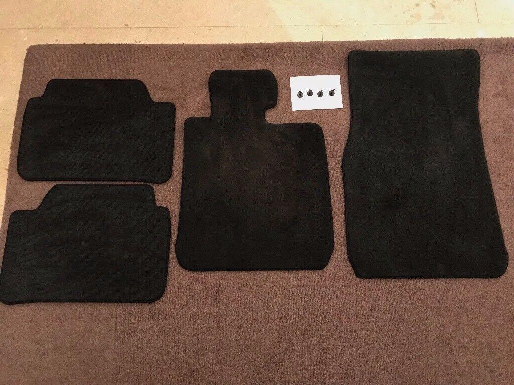 BMW car mats. F20 1 series 2012-2017