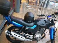 Lexmoto zsf 125cc motorbike