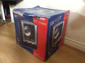 Brand new car subwoofer 500w