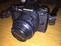Olympus OMD-EM5 with 14-42 II R mm lens