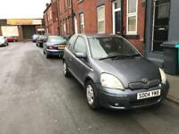 Yaris 1.0 petrol 3 door 130k mot till April