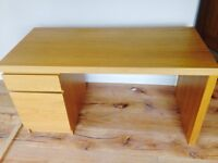 Office furniture used but in good condition