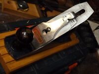 Record No. 4 woodworking plane.