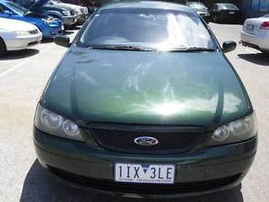 2003 Ford Falcon Ute Somerton Hume Area Preview