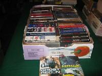 Tom Clancy books $1 each or $25 for the lot
