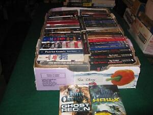 Tom Clancy books $1 each or $25 for the lot St. John's Newfoundland image 1