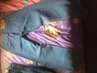 Live jeans 501 waist 30 leg 34