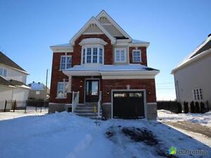 489 000$ - Maison 2 étages à vendre à Vaudreuil-Dorion